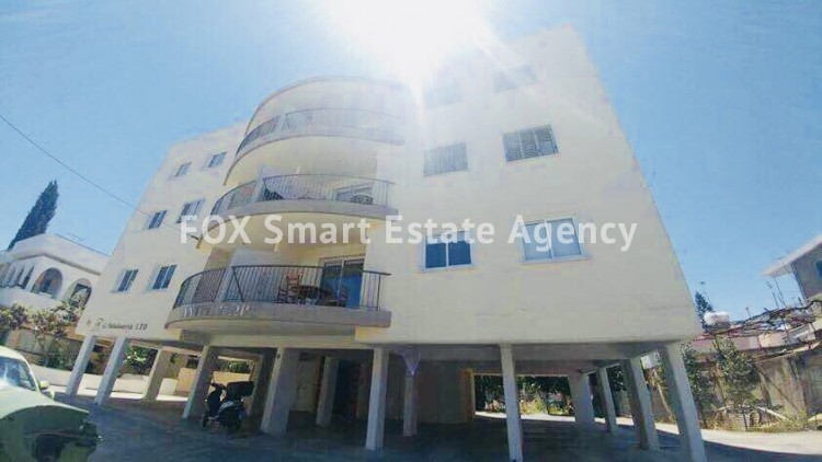 For Sale 2 Bedroom Whole floor Apartment in Agios dometios, Nicosia