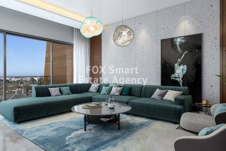 For Sale 2 Bedroom  Apartment in Germasogeia, Limassol