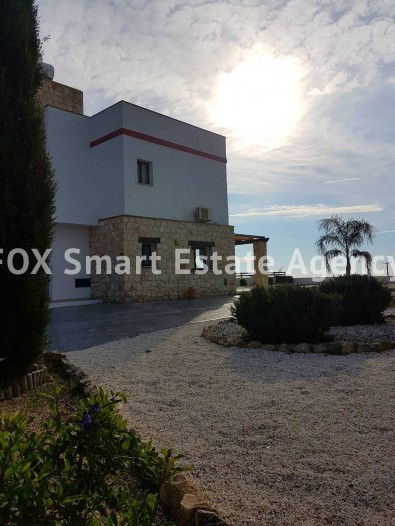 To Rent 3 Bedroom Detached House in Pafos, Paphos