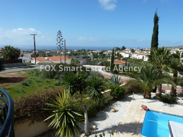 For Sale 3 Bedroom Detached House in Peyia, Pegeia, Paphos 2