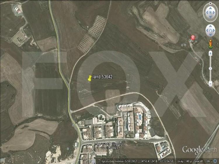 Residential Land in Tersefanou, Larnaca