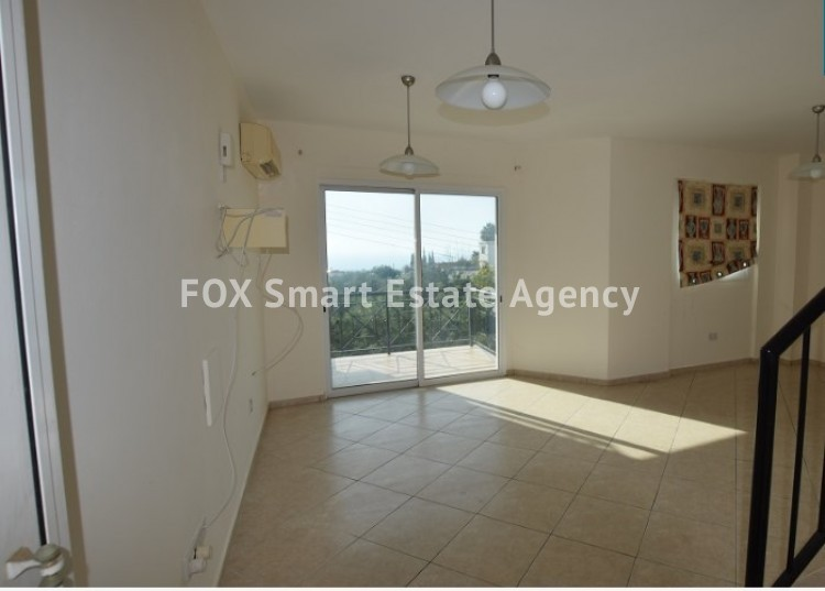For Sale 2 Bedroom Maisonette House in Peyia, Pegeia, Paphos 6