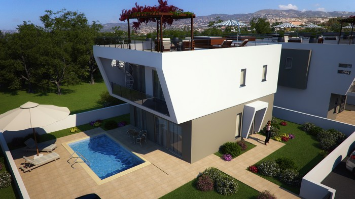 Property for Sale in Paphos, Chlorakas, Cyprus