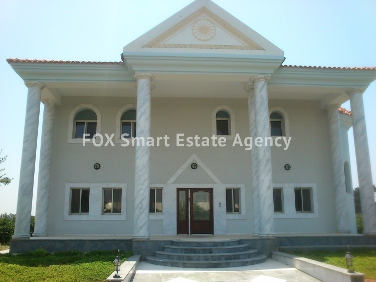 To Rent 7 Bedroom  House in Kolossi, Limassol