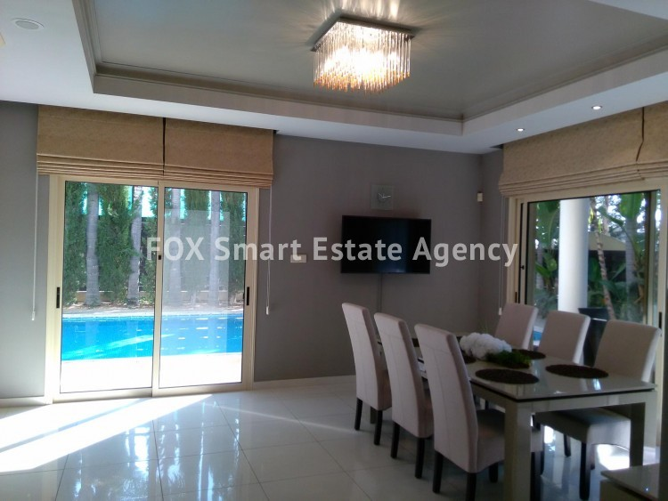To Rent 6 Bedroom Detached House in Limassol, Limassol 10