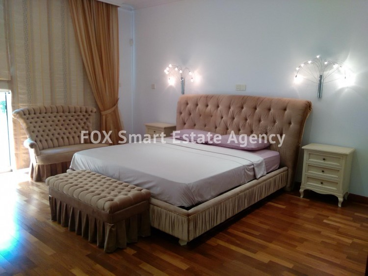 To Rent 6 Bedroom Detached House in Limassol, Limassol 13