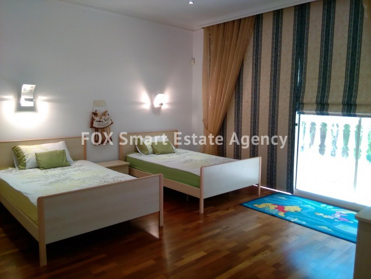 To Rent 6 Bedroom Detached House in Limassol, Limassol 17