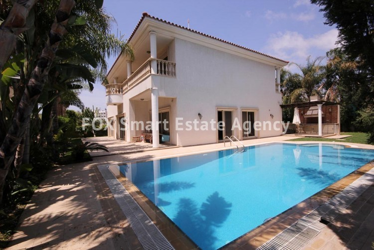 To Rent 6 Bedroom Detached House in Limassol, Limassol 2