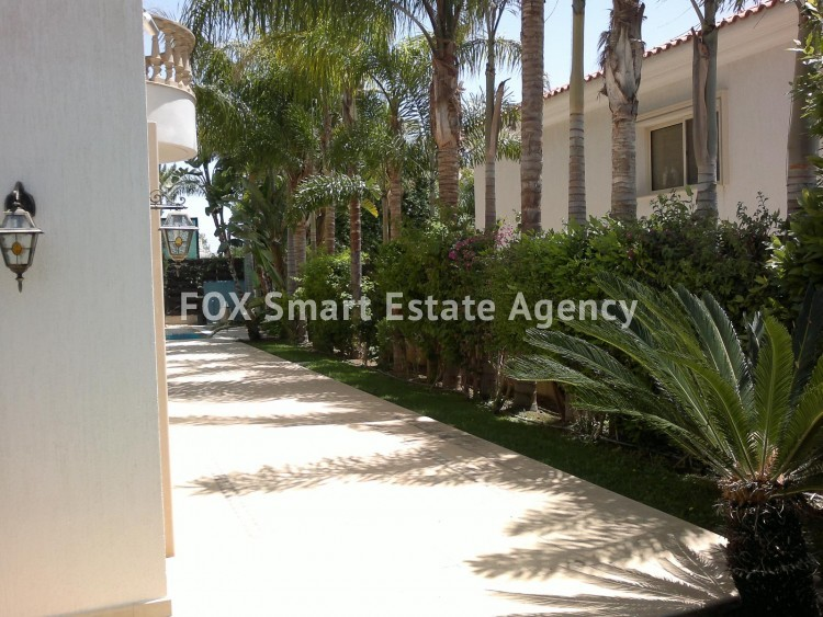 To Rent 6 Bedroom Detached House in Limassol, Limassol 3