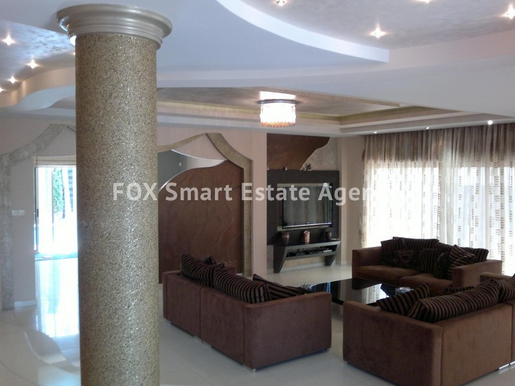 To Rent 6 Bedroom Detached House in Limassol, Limassol 4