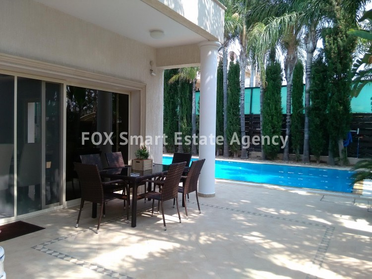 To Rent 6 Bedroom Detached House in Limassol, Limassol 6