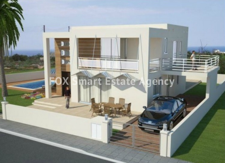 For Sale 4 Bedroom Detached House in Paralimni, Famagusta