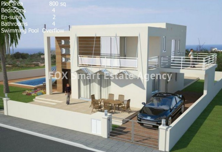 For Sale 4 Bedroom Detached House in Paralimni, Famagusta 6