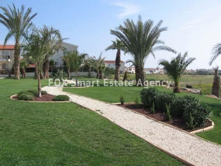 For Sale 1 Bedroom Ground floor Apartment in Kato pafos , Paphos