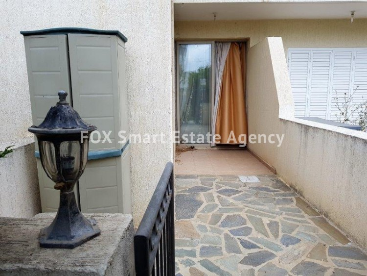 For Sale 1 Bedroom Ground floor Apartment in Kato pafos , Paphos 12