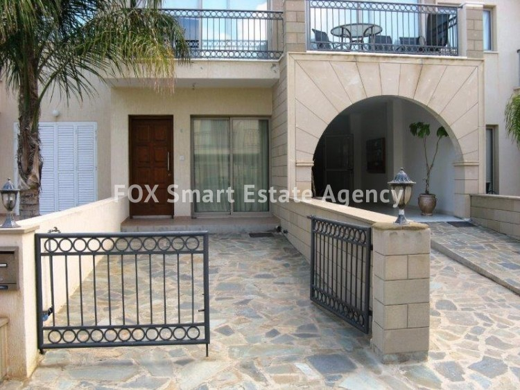 For Sale 1 Bedroom Ground floor Apartment in Kato pafos , Paphos 5