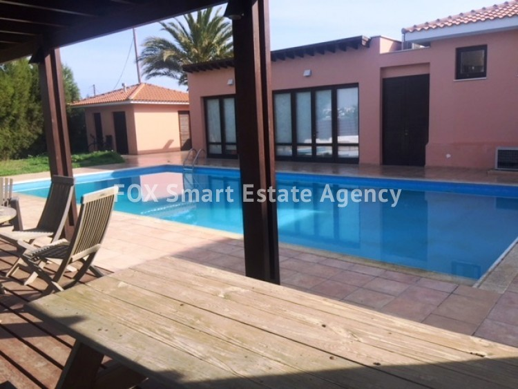 For Sale 5 Bedroom Detached House in Strovolos, Nicosia 16