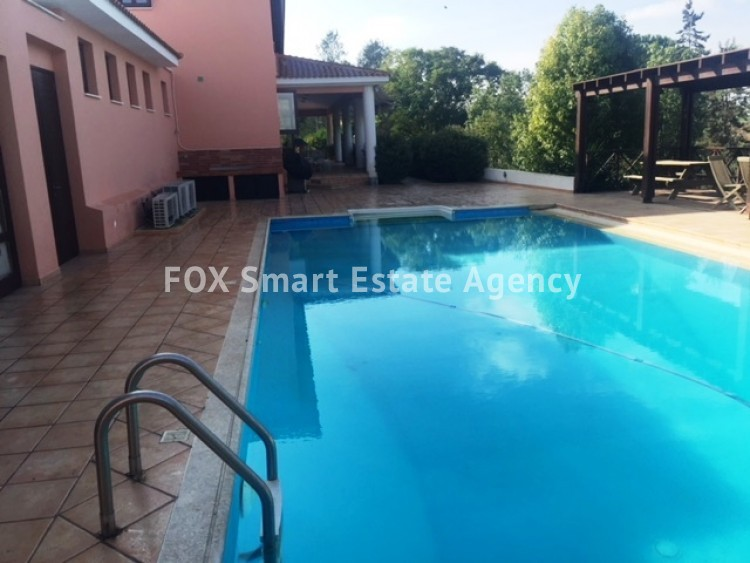 For Sale 5 Bedroom Detached House in Strovolos, Nicosia 17