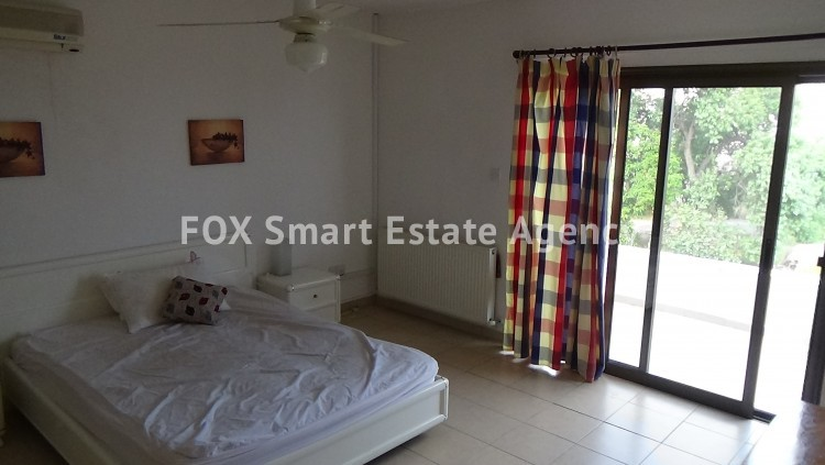 For Sale 4 Bedroom Detached House in Pissouri, Limassol 12