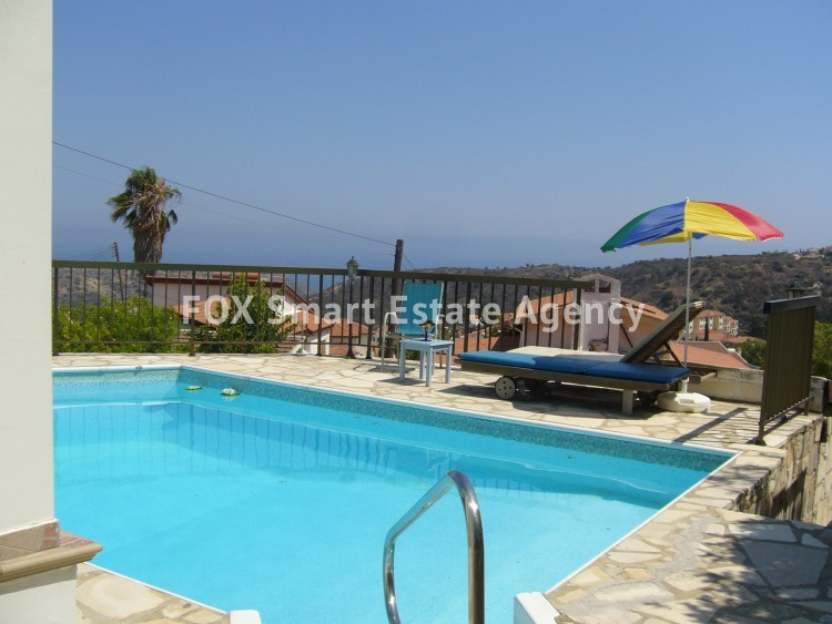 For Sale 4 Bedroom Detached House in Pissouri, Limassol 2