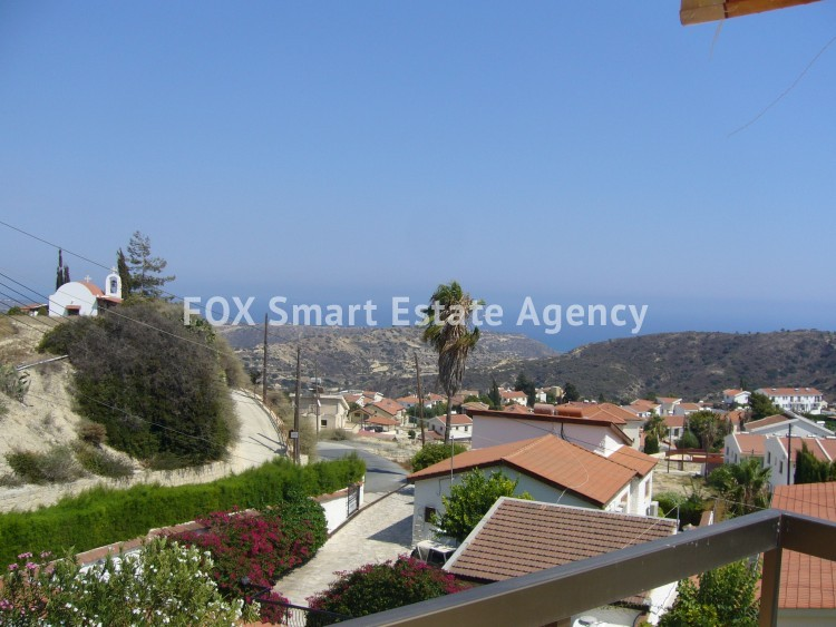 For Sale 4 Bedroom Detached House in Pissouri, Limassol 5