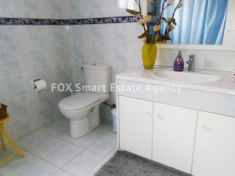 For Rent 4 Bedroom Semi-detached House in Lakatameia, Nicosia 18
