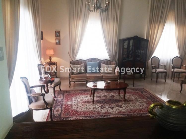 For Rent 4 Bedroom Semi-detached House in Lakatameia, Nicosia 2