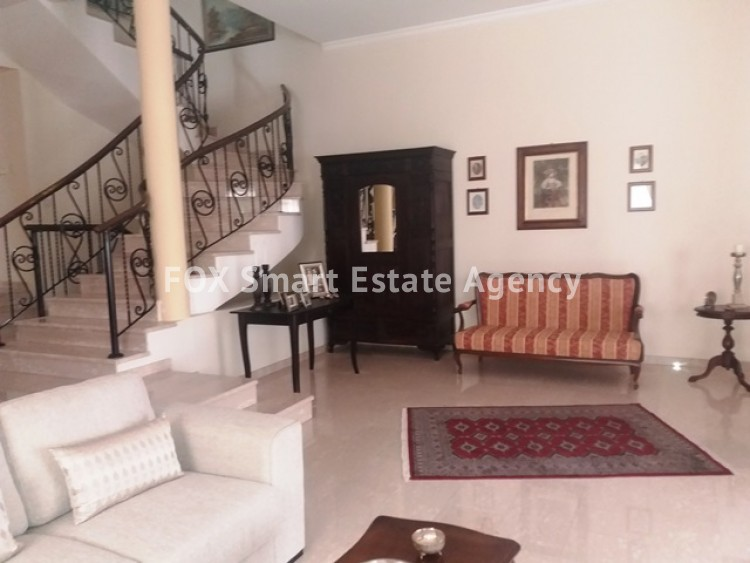 For Rent 4 Bedroom Semi-detached House in Lakatameia, Nicosia 4