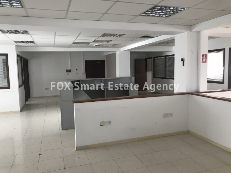 COMMERCIAL OFFICE FOR RENT IN ONE OF THE BUSIEST AVENUES OF PAPHOS