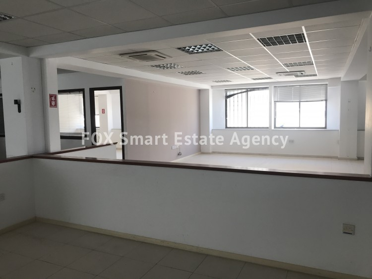 COMMERCIAL OFFICE FOR RENT IN ONE OF THE BUSIEST AVENUES OF PAPHOS 2