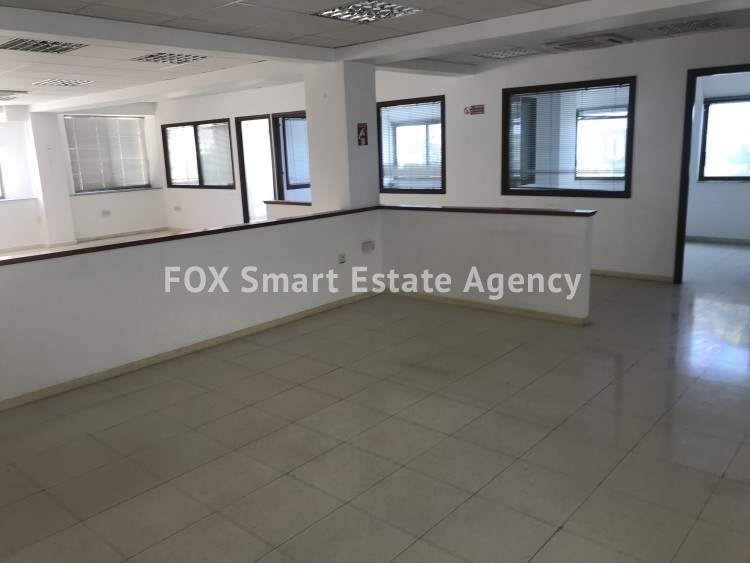 COMMERCIAL OFFICE FOR RENT IN ONE OF THE BUSIEST AVENUES OF PAPHOS 3
