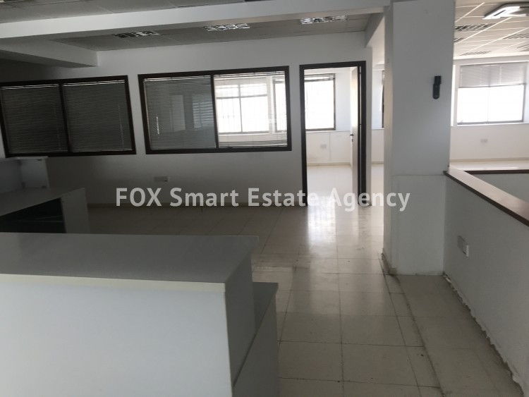 COMMERCIAL OFFICE FOR RENT IN ONE OF THE BUSIEST AVENUES OF PAPHOS 4