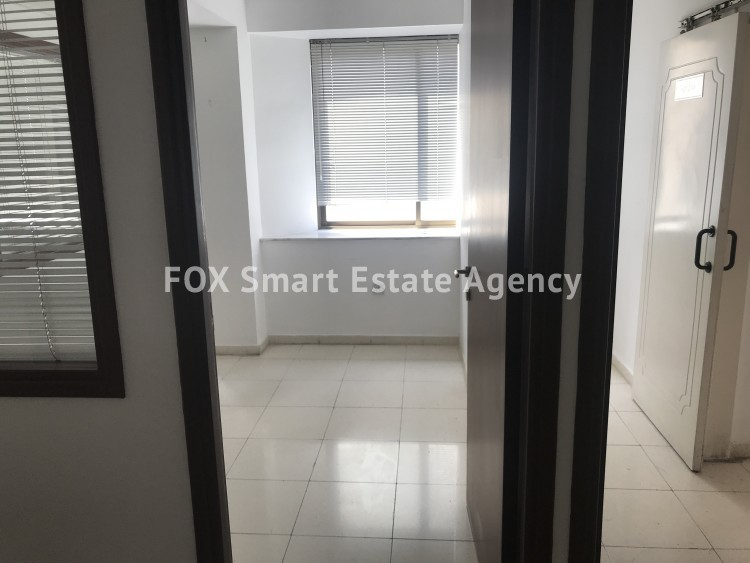 COMMERCIAL OFFICE FOR RENT IN ONE OF THE BUSIEST AVENUES OF PAPHOS 5