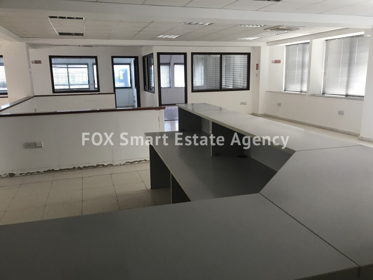 COMMERCIAL OFFICE FOR RENT IN ONE OF THE BUSIEST AVENUES OF PAPHOS 6