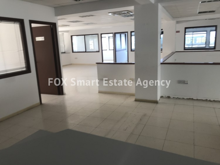 COMMERCIAL OFFICE FOR RENT IN ONE OF THE BUSIEST AVENUES OF PAPHOS 7