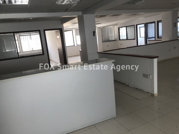 COMMERCIAL OFFICE FOR RENT IN ONE OF THE BUSIEST AVENUES OF PAPHOS 8