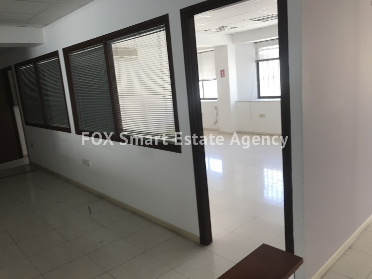 COMMERCIAL OFFICE FOR RENT IN ONE OF THE BUSIEST AVENUES OF PAPHOS 9