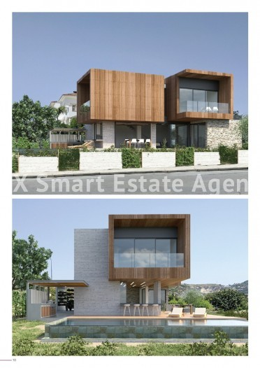 For Sale 4 Bedroom Detached House in Armou, Paphos 2