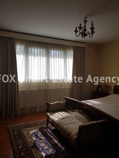 For Sale 4 Bedroom Detached House in Mouttagiaka, Limassol 12