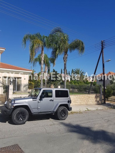 For Sale 4 Bedroom Detached House in Mouttagiaka, Limassol 2