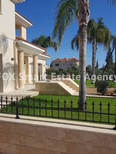 For Sale 4 Bedroom Detached House in Mouttagiaka, Limassol 3