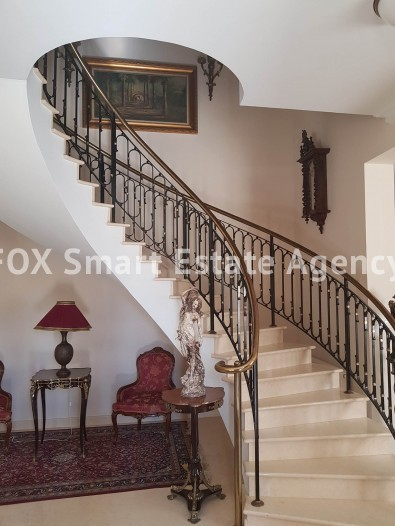 For Sale 4 Bedroom Detached House in Mouttagiaka, Limassol 6