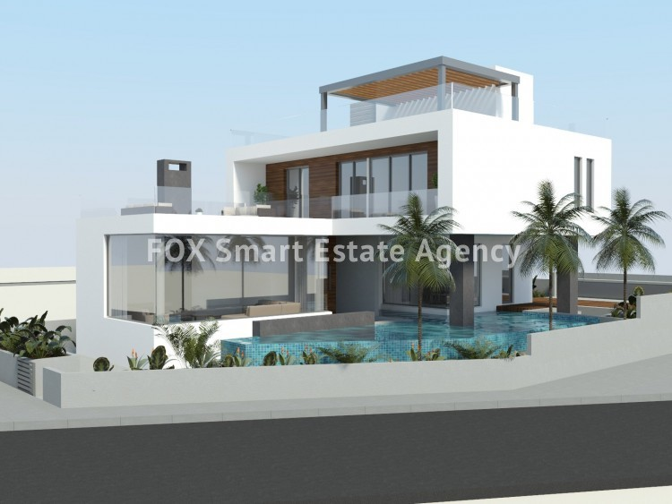 For Sale 4 Bedroom Detached House in Geroskipou, Paphos 2