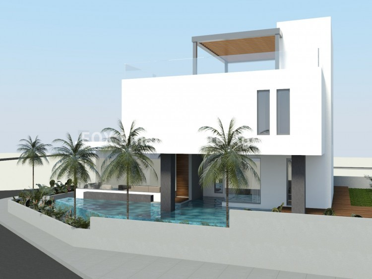 For Sale 4 Bedroom Detached House in Geroskipou, Paphos 3