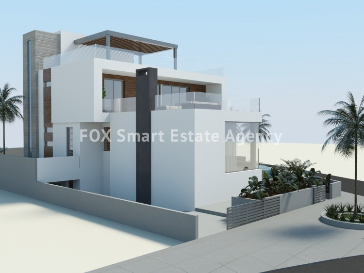 For Sale 4 Bedroom Detached House in Geroskipou, Paphos 4