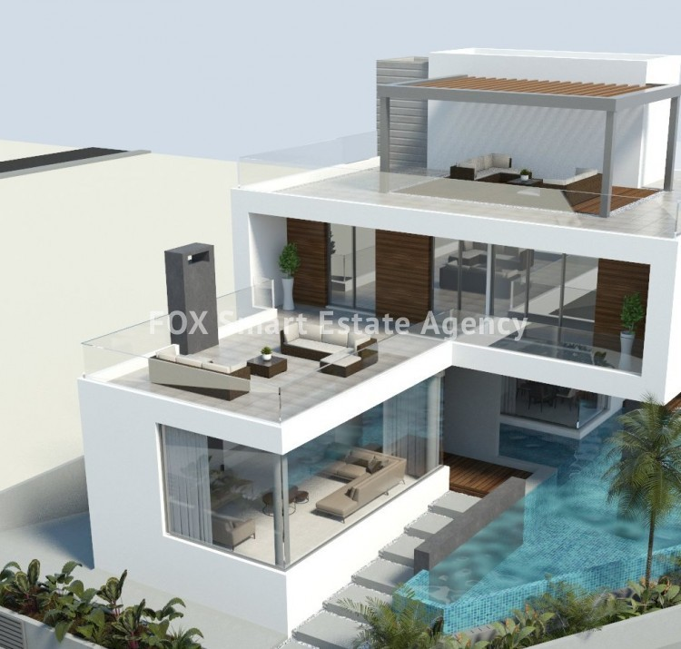 For Sale 4 Bedroom Detached House in Geroskipou, Paphos 7