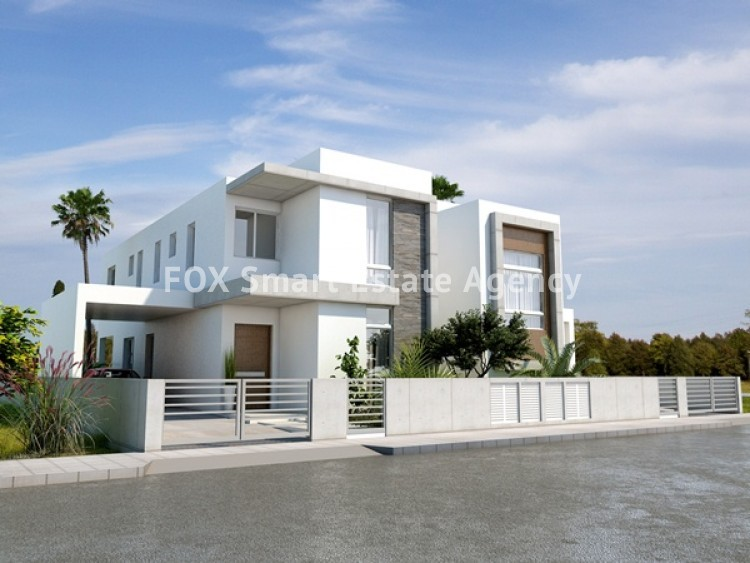 Brand New Modern Detached House for Sale in Vergina