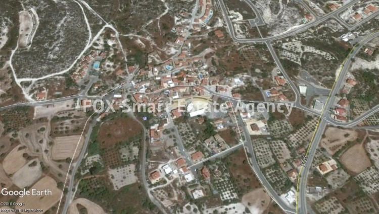 Plot of ± 1300m² for Sale in Skarinou, Larnaca