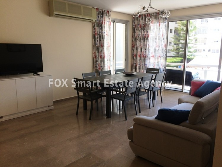 To Rent 3 bed Apartment in Agios Tychonas Tourist Area 5