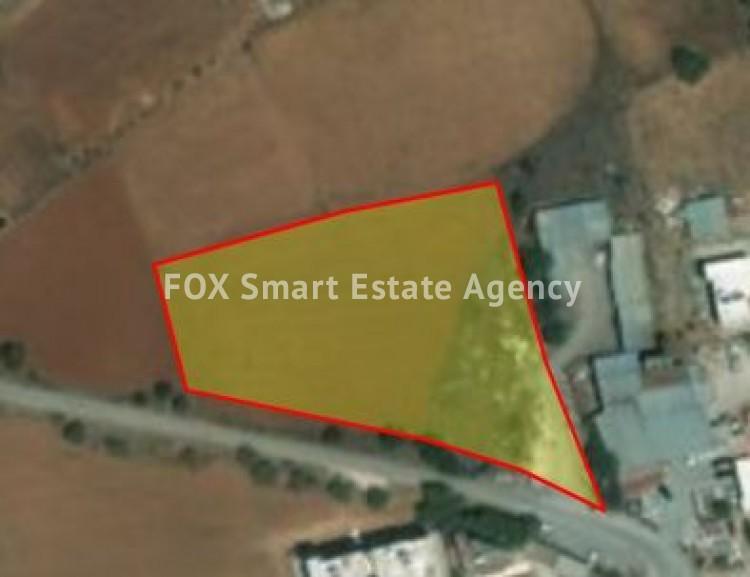 For Sale Residential Land 5,250sq.m in Kokkinotrimithia, Nicosia